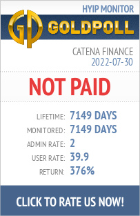 www.goldpoll.com - hyip catena finance