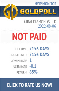 www.goldpoll.com - hyip dubai diamonds
