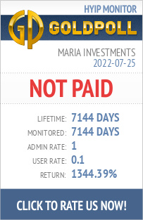 www.goldpoll.com - hyip maria investments