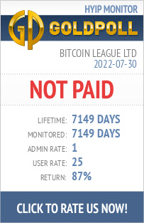 www.goldpoll.com - hyip bitcoin league limited
