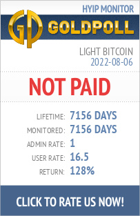 www.goldpoll.com - hyip light bitcoin