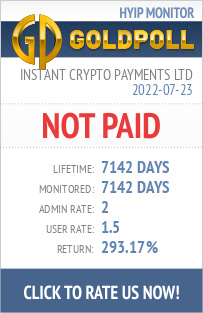 www.goldpoll.com - hyip instant crypto payments ltd