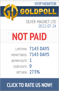 www.goldpoll.com - hyip silver magnet limited