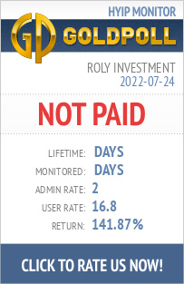 www.goldpoll.com - hyip roly investment